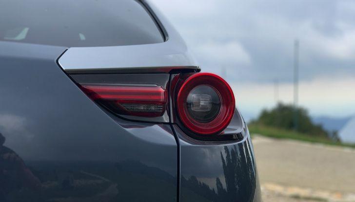 [VIDEO] Mazda MX-30, la prova consumi del SUV Elettrico - Foto 5 di 22