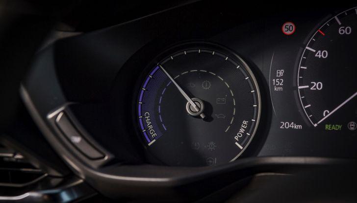 [VIDEO] Mazda MX-30, la prova consumi del SUV Elettrico - Foto 19 di 22