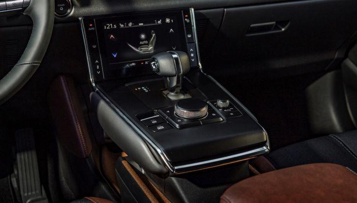 [VIDEO] Mazda MX-30, la prova consumi del SUV Elettrico - Foto 13 di 22