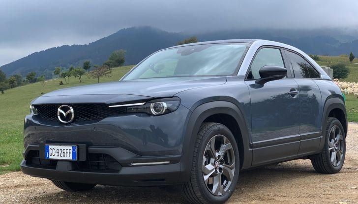 [VIDEO] Mazda MX-30, la prova consumi del SUV Elettrico - Foto 2 di 22