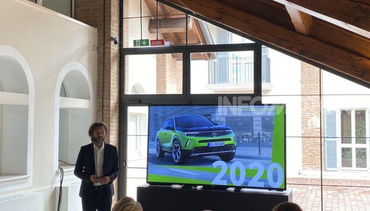 Nuovo Opel Mokka MY2021: prezzi da 22.200 euro o 289€ al mese - Foto 11 di 24