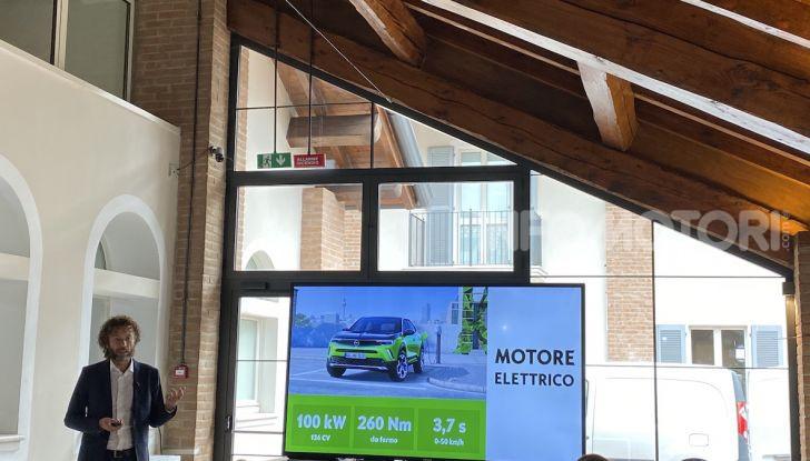 Nuovo Opel Mokka MY2021: prezzi da 22.200 euro o 289€ al mese - Foto 21 di 24