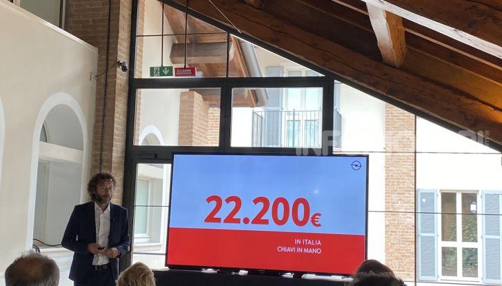 Nuovo Opel Mokka MY2021: prezzi da 22.200 euro o 289€ al mese - Foto 22 di 24