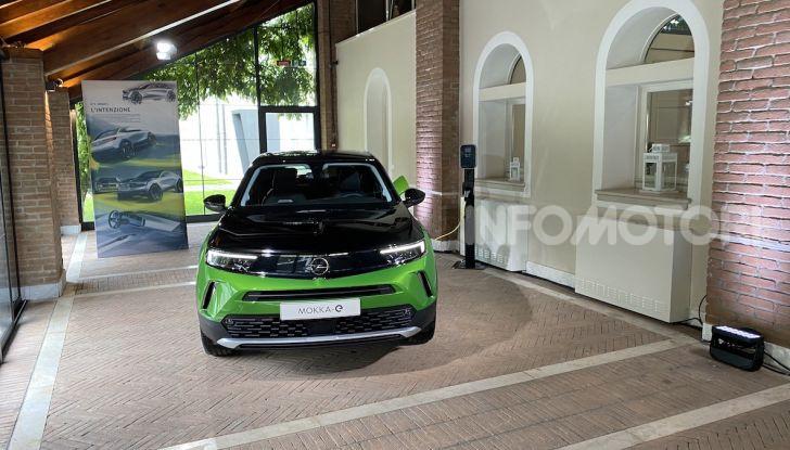 Nuovo Opel Mokka MY2021: prezzi da 22.200 euro o 289€ al mese - Foto 7 di 24