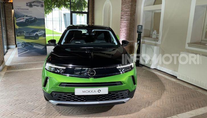 Nuovo Opel Mokka MY2021: prezzi da 22.200 euro o 289€ al mese - Foto 2 di 24