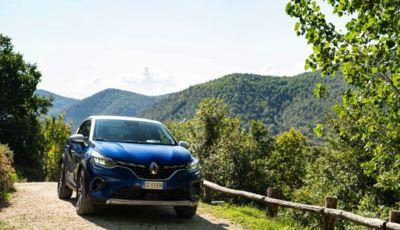 Prova Renault Captur E-Tech Plug-In Hybrid, la migliore alternativa?