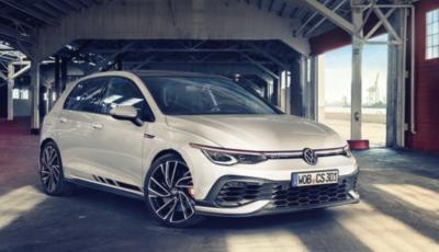 Volkswagen Golf GTI Clubsport: tanti cavalli e un peso piuma