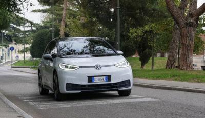 Volkswagen ID.3 prova su strada, prezzi, versioni