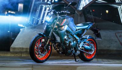 Yamaha MT-09: la hyper naked giapponese è tutta nuova