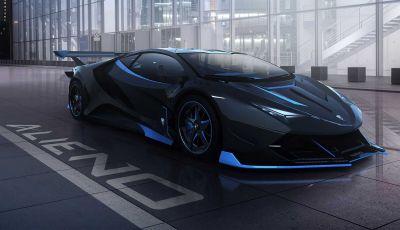 Alieno Arcanum: la supercar bulgara del futuro da 5.221 cavalli!
