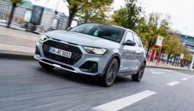 Nuova Audi A1 2021: piattaforma MIB3 e motori aggiornati, da 22.200 Euro