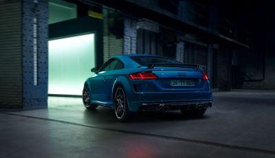 Audi TT: arriva il pacchetto sportivo S Line Competition Plus