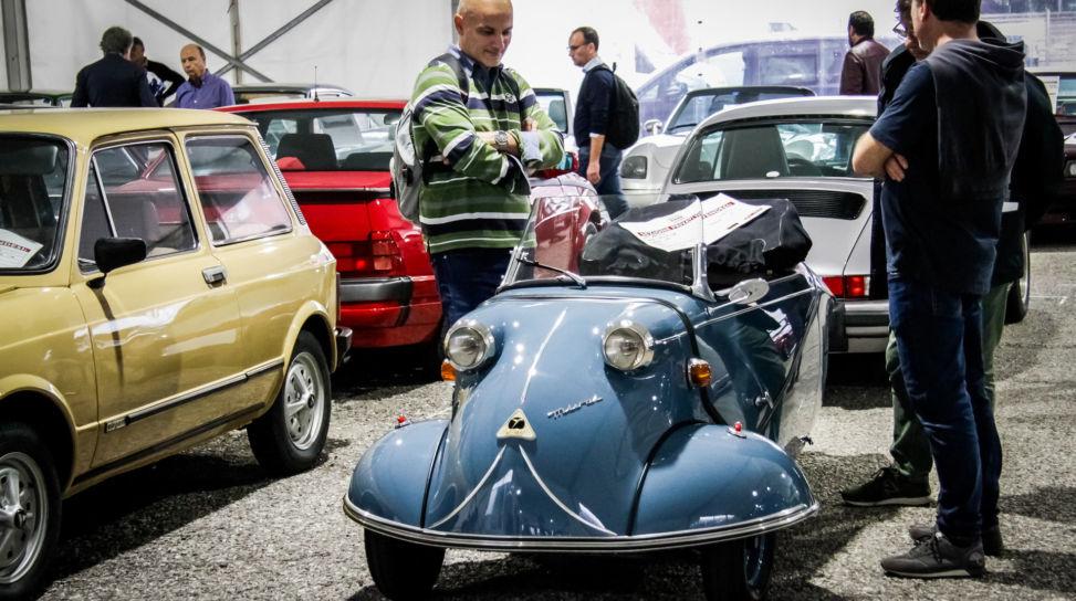 Auto e Moto d'Epoca a Padova: il Salone prende vita dal 21 al 24 ottobre 2021