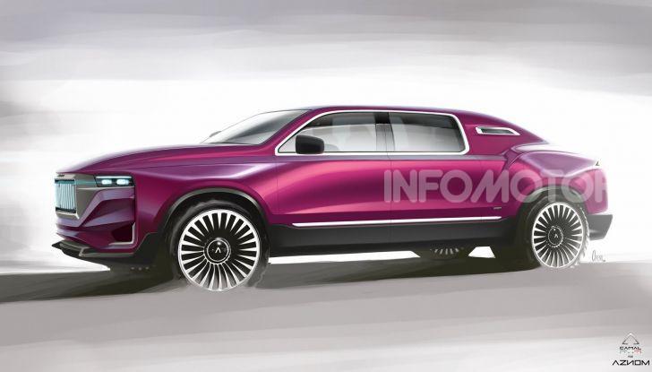 Aznom Palladium limousine