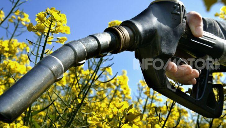 Biocarburante Neste gasolio diesel rinnovabile