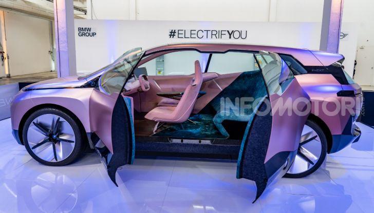 BMW ElectrifYou Mini Elettrica BMW i8