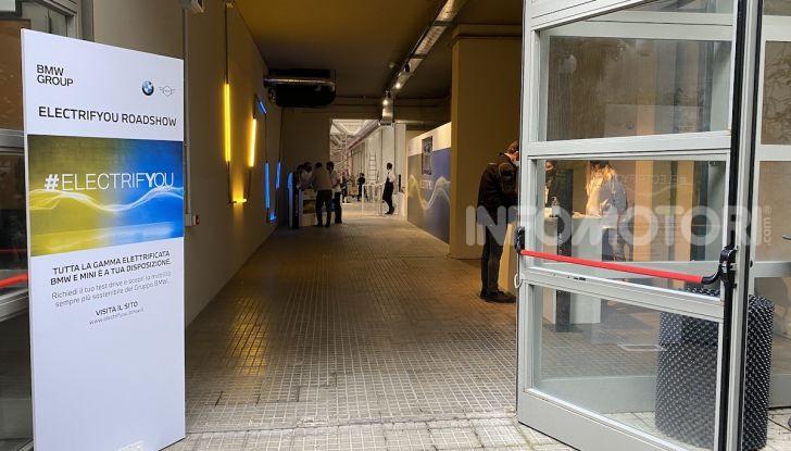 BMW ElectrifYou: la visione elettrica secondo la Casa dell'Elica arriva in Italia - Foto 24 di 25