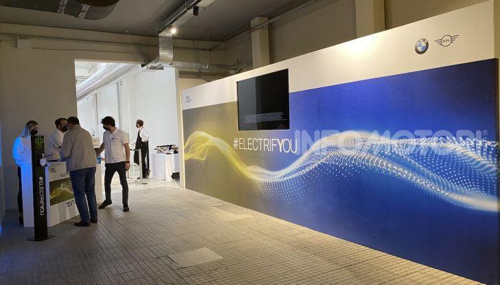 BMW ElectrifYou: la visione elettrica secondo la Casa dell'Elica arriva in Italia - Foto 25 di 25