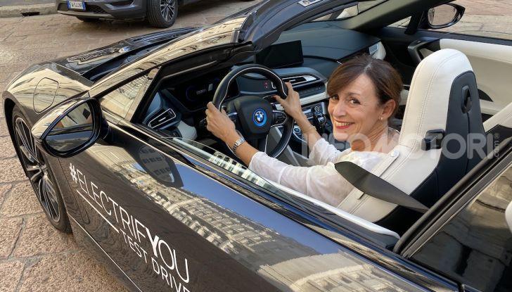 BMW ElectrifYou: la visione elettrica secondo la Casa dell'Elica arriva in Italia - Foto 6 di 25
