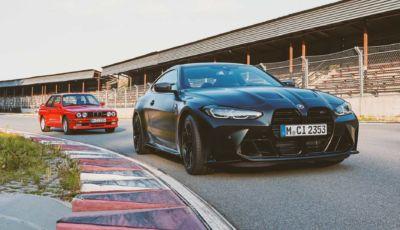 BMW M4 Competition x Kith: la moda incontra l'automotive
