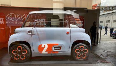Citroën Ami rivoluziona la mobilità elettrica urbana a 20 euro al mese!