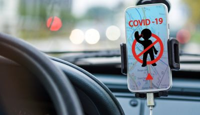Coronavirus: le nuove regole su mascherine e distanziamento in auto e moto