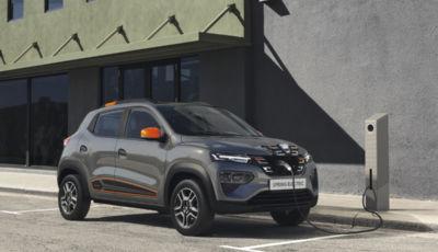 Dacia Spring Electric: il SUV elettrico compatto alla portata di tutti