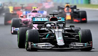 Le news, le date del calendario gare e gli orari della Formula 1