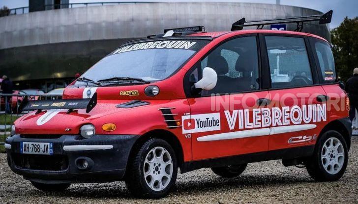 Fiat Multipla Vilebrequein 1000 cavalli