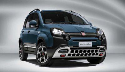 Fiat Panda 2020: cinque versioni e prezzi da 8.200 euro