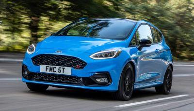 Ford Fiesta ST Edition: sportività ai massimi livelli in soli 500 esemplari