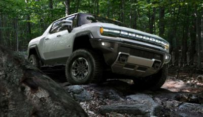 Hummer elettrico 2020: il pick-up da 1000 cavalli e 560 km di autonomia