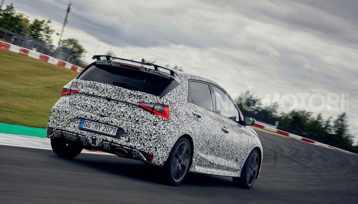 Hyundai i20N sound teaser 2021