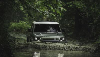 Jaguar Land Rover punta su materiali più efficienti derivati dal settore aerospazio