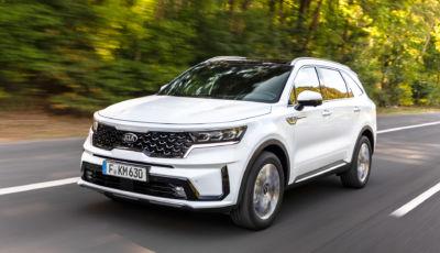 Kia Sorento 2021: solo ibrida la quarta generazione del SUV coreano