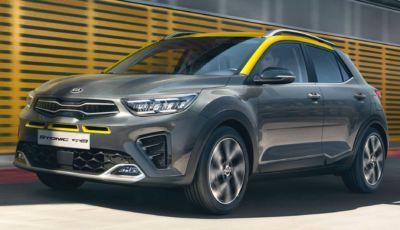 Kia Stonic GT Line 2021: il SUV compatto diventa sportivo