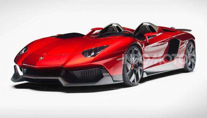 Lamborghini SC20 Aventador J 2020