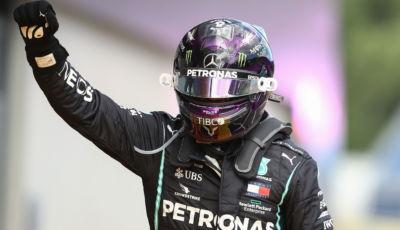 F1 2020: Lewis Hamilton batte il record di Schumacher nel GP del Portogallo!