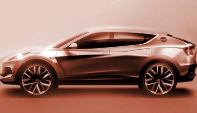 Lotus: il primo SUV potrebbe chiamarsi Lambda