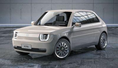 Fiat 126 in chiave moderna? Ecco il progetto elettrico