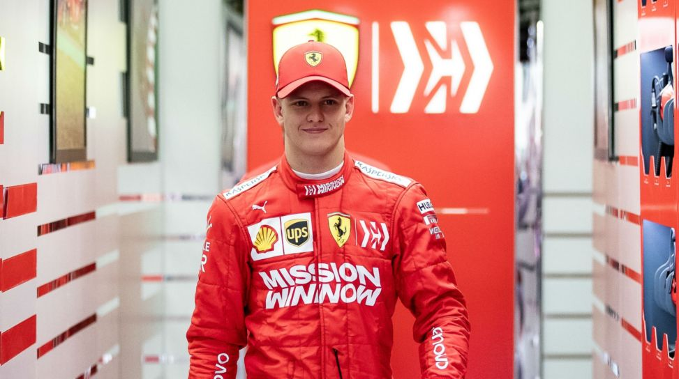 F1: Mick Schumacher sarà pilota ufficiale della Haas nel 2021