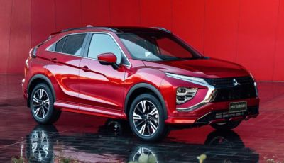 Mitsubishi Eclipse Cross 2021: il restyling dal nuovo look porta l'ibrido plug-in