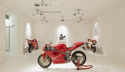 Il Museo Ducati riapre a tempo pieno e riprendono i tour in Fabbrica