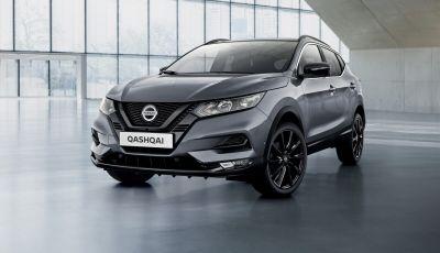 Nissan Qashqai: allestimento N-Tec Start per l'Italia da 26.970 Euro