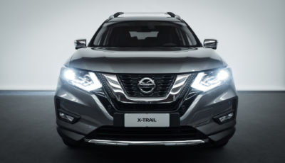 Nissan X-Trail Salomon, versione speciale per chi ama la montagna