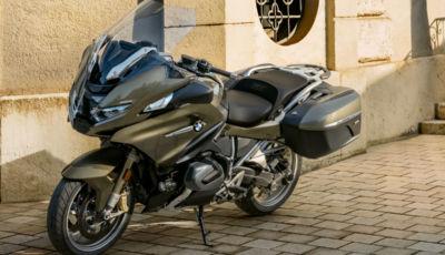Nuova BMW R 1250 RT: pronti a viaggiare?