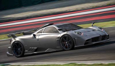 Pagani Huayra R arriva a novembre: avrà il V12 aspirato!