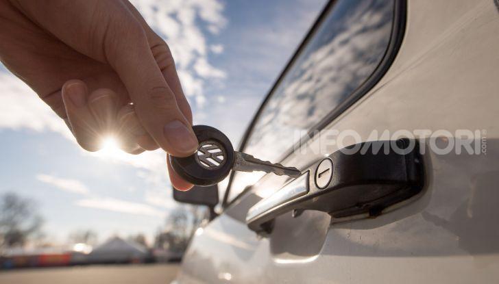 Perdere chiavi auto 2020