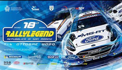 Ford Puma ST e Ken Block protagonisti del Rallylegend 2020