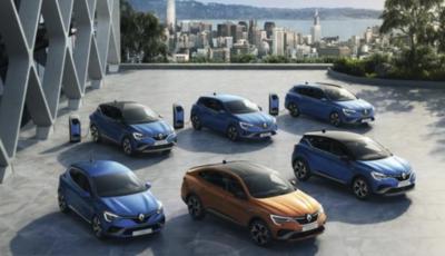 Renault: Arkana, Capture e Megane adottano le  motorizzazioni E-Tech Hybrid